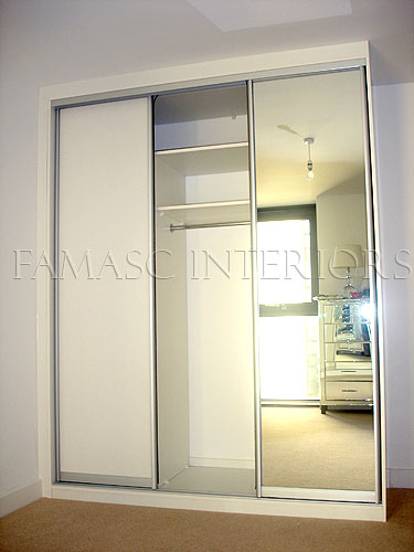 Sliding doors wardrobes Watford Hartfordshire London gallery 375 x 500